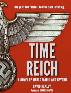 Visit to Dachau prompted idea for Time Reich novel