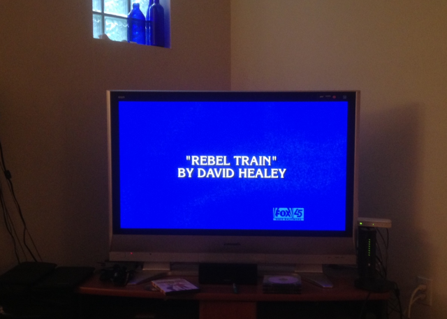 "Thank you brother Mike for capturing the ""Jeopardy"" moment!"