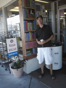 Browseabout Books in Rehoboth Beach.