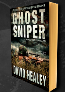 Ghost Sniper was where Caje Cole and Kurt Von Stenger first matched wits. They have some unfinished business to settle in the follow up.
